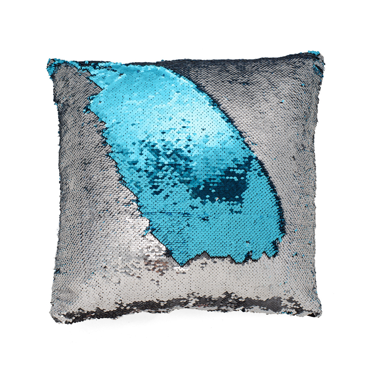 blue silver mermaid pillow mermaid pillows. Black Bedroom Furniture Sets. Home Design Ideas